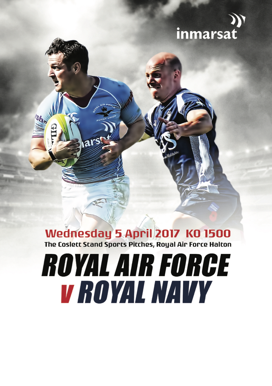 RAF v Royal Navy
