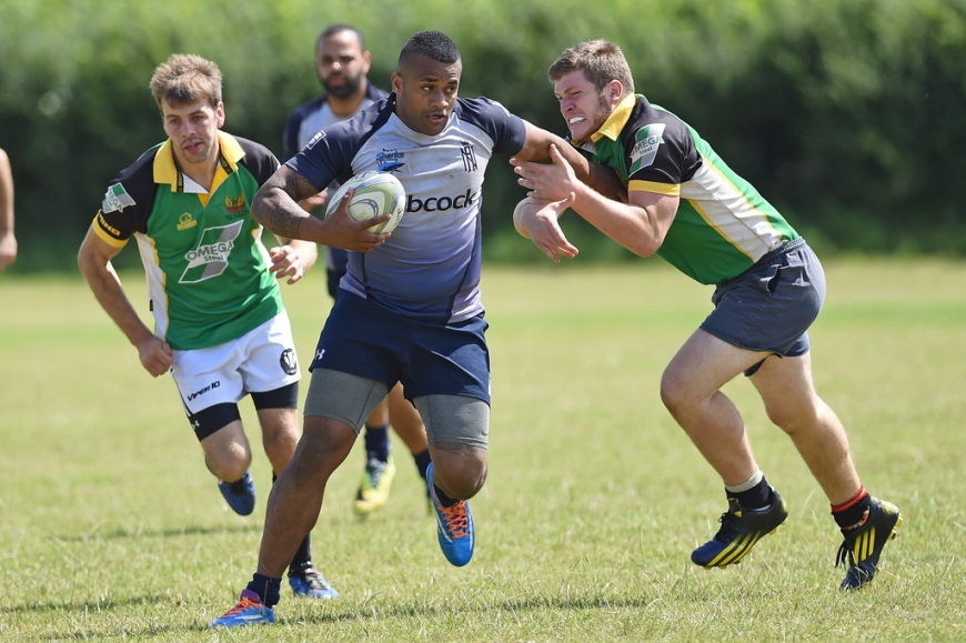 Sharks retain their North Dorset Sevens Title