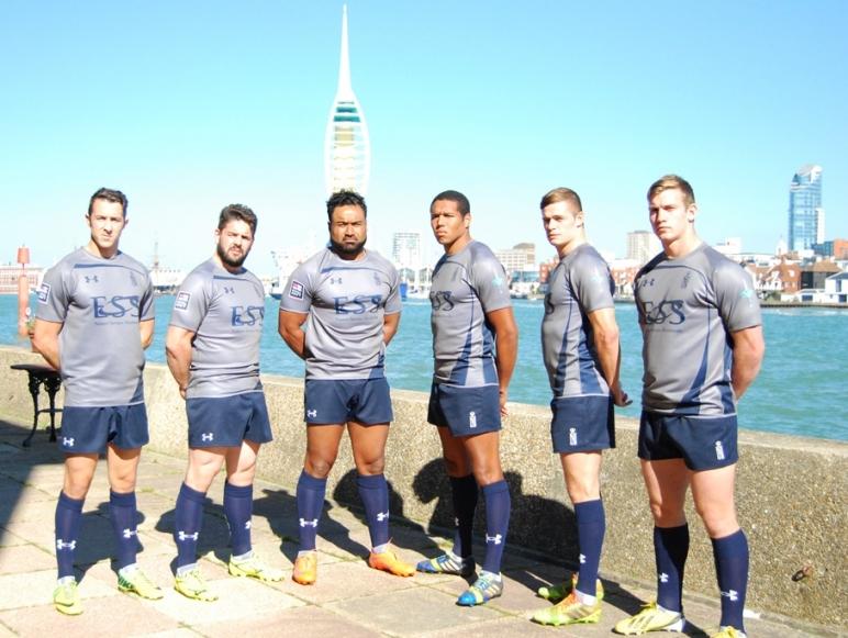 6c6c0142323 ... Seasons UA Rugby Shirts. Senior XV wearing the new away 2015/16 season  Under Armour Kit