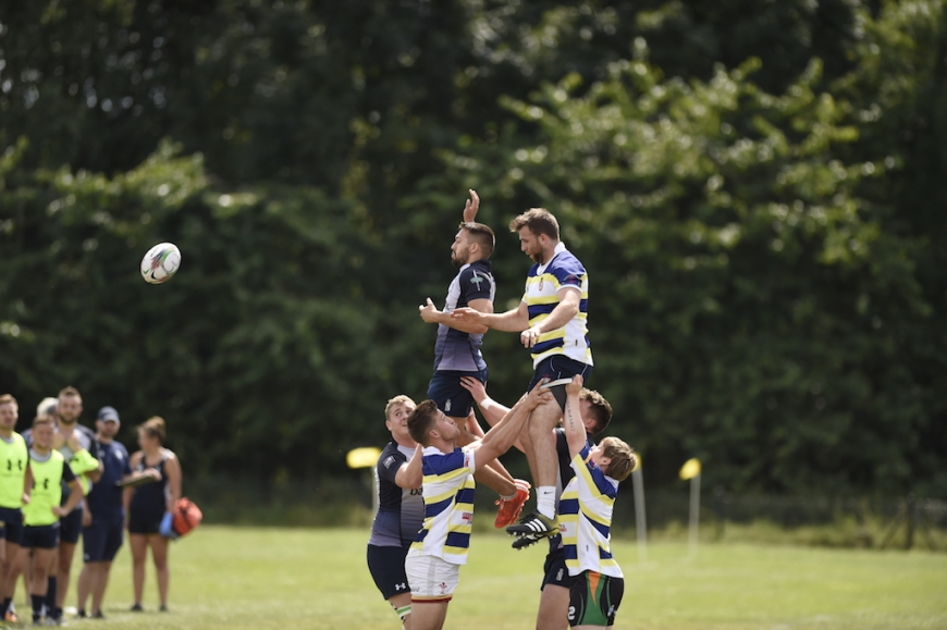 Delight for the Sharks at Abingdon 7s