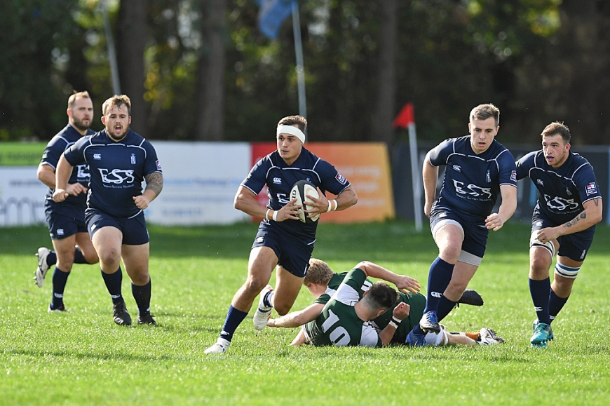Strong showing for RNRU Under 23s