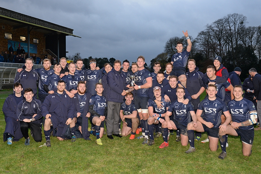 Navy Rugby U23s Seek to Win 4th IS Crown in a Row