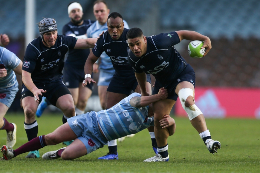 Navy Ready For Twickenham Showdown