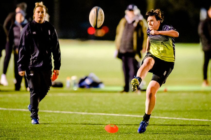 RN Women's Development XV beat Northamptonshire Police convincingly