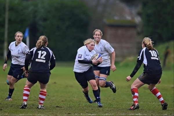 Royal Navy Women v Fire and Police Service Match Report