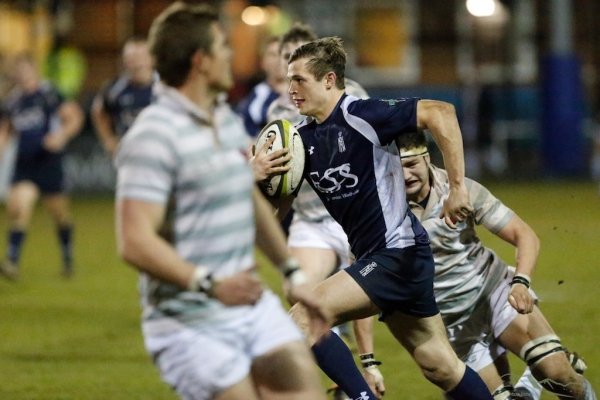 Navy Senior XV Relishing Home Fixture After Oxford False Start