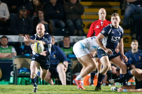 Cavaliers Serious Test as Royal Navy Shake Down for Le Crunch