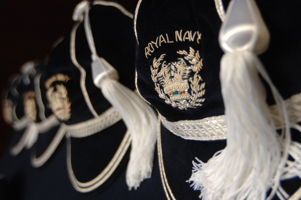 Six New Caps For Royal Navy Rugby Union