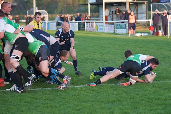 South West Invitational XV v  Royal Navy Senior XV