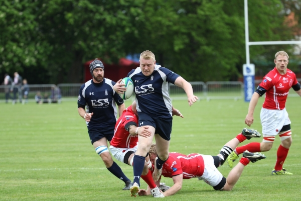 Masterful Mariners Soar to Inter Service Title