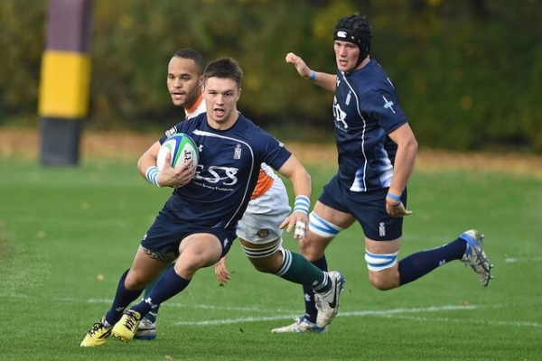 U23 XV Produce Their Best Performance As They Build to 2015 Inter Services