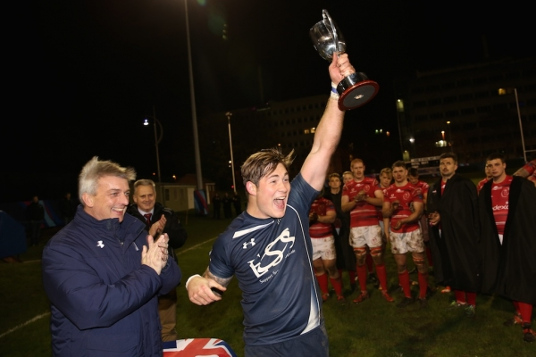 Championship Rugby at USSG as Royal Navy U23 Capture Services Title