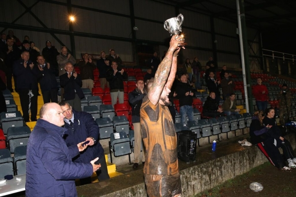 HMS Seahawk Survive Late 40 Cdo Fight Back to Secure Fourth Navy Cup