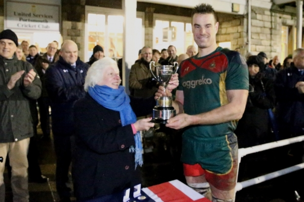 Royal Marines Regain Inverdale Challenge Cup With Powerful Display