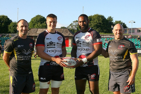 Royal Navy duo sign for the Cornish Pirates