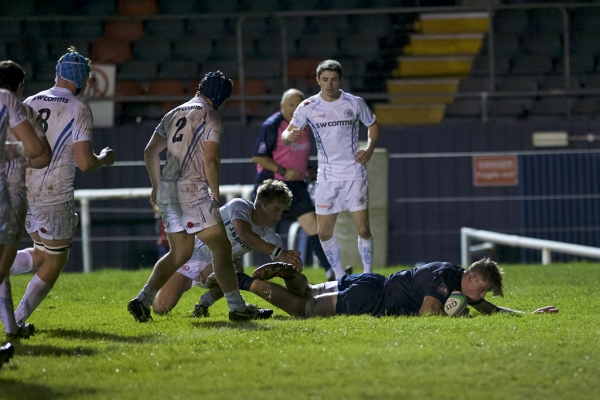 Royal Navy U23s humbled by Exeter Chiefs' Academy
