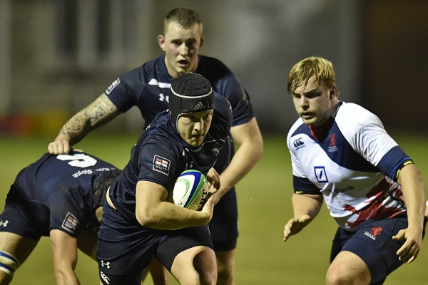 London Scottish too strong for Royal Navy U23s