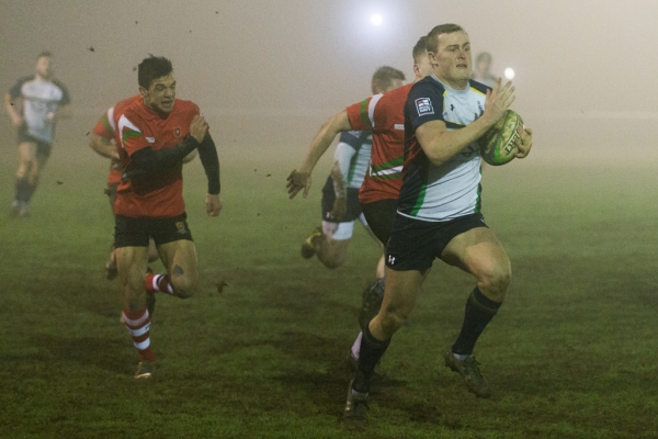 President's XV travelled to Petersfield for charity fundraising match