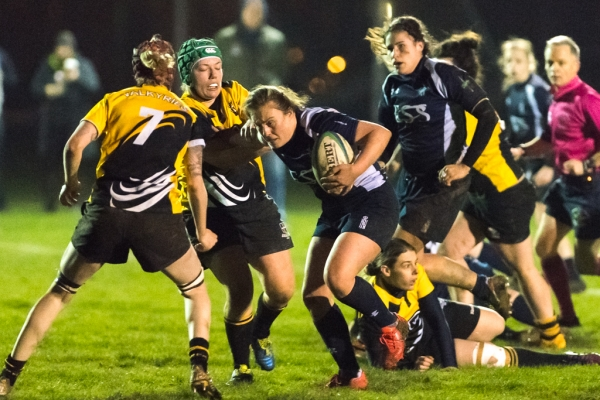 Two wins from two games for Royal Navy Women