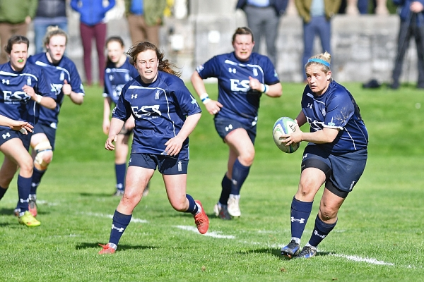 Royal Navy Women best performance yet against French counterparts