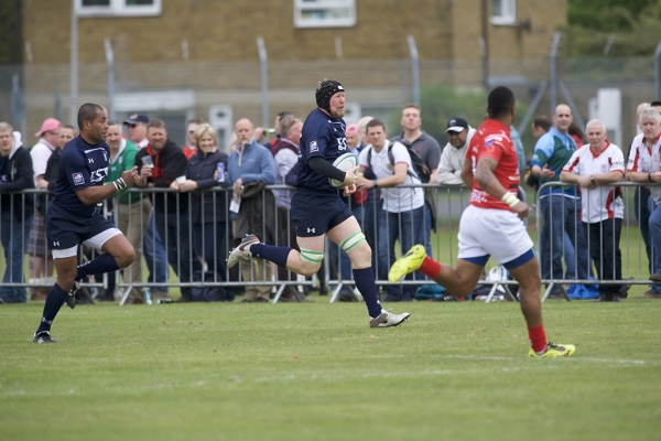 Army Masters School the Mariners in Expansive Rugby