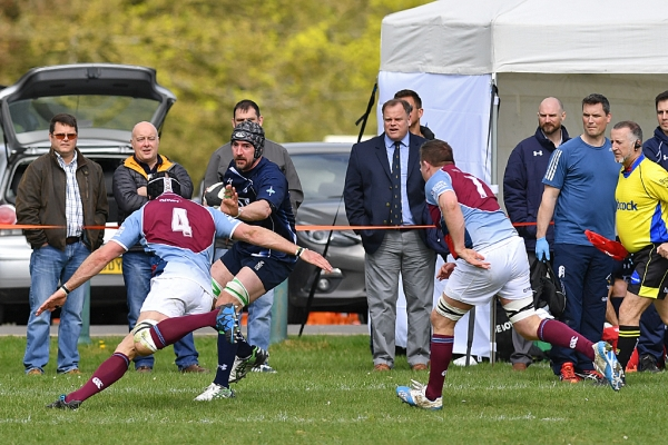 Royal Navy Rugby Union announce new Assistant Director of Rugby for U23s