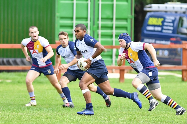 Royal Navy Sharks defend their title at Abingdon 7s