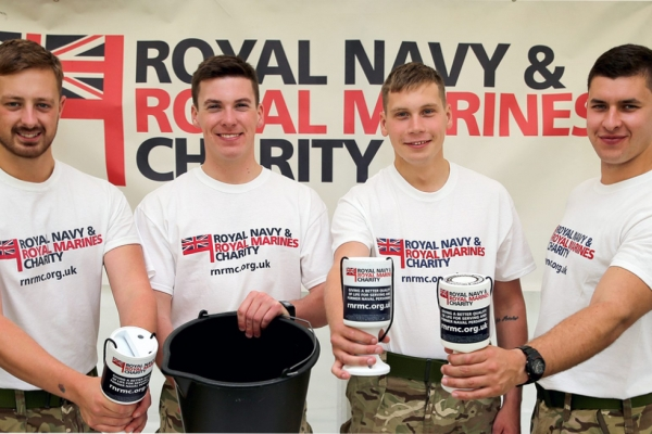 Navy v RAF 2018 – Charity of the day