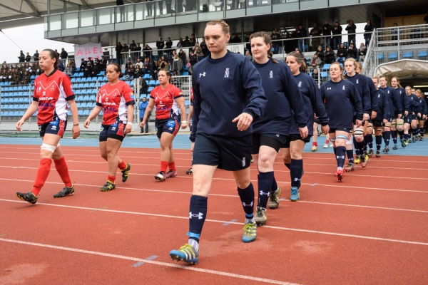 Success for Navy Rugby Player