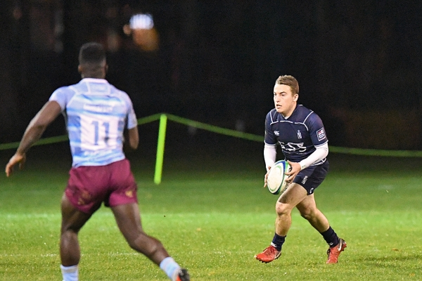 Victory for Dark Blues in Inter Service opener