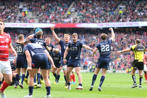 Great Escapes – Army v Navy Match