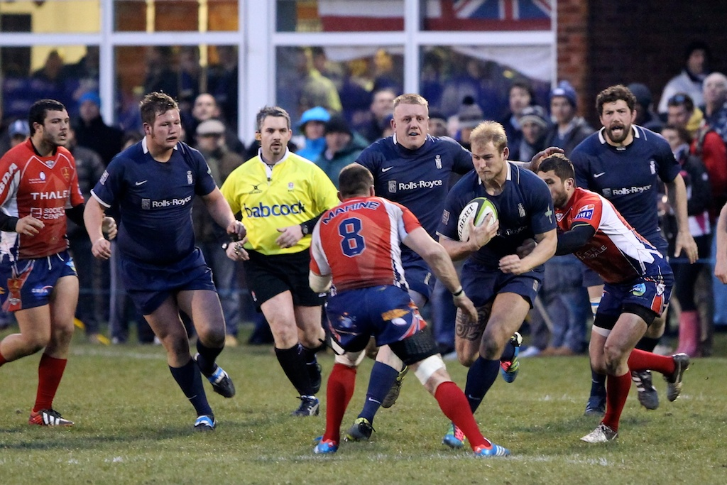 A last outing for Sam Laird at what will hopefully be another packed US Portsmouth, a ground he has left his mark on as a Command, U23 and Senior XV Navy player.
