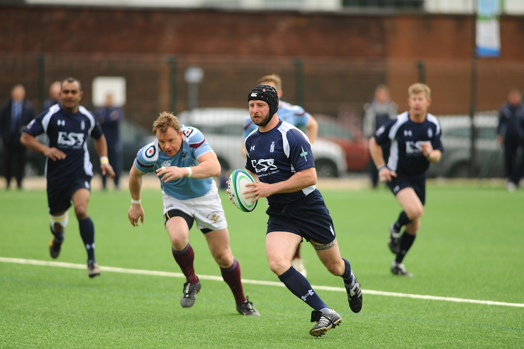 Mariner's captain, Jamie Phillips, knows his team have attacking options both through the forwards and the backs.  After his two tries against the RAF he is sure to be closely marked.