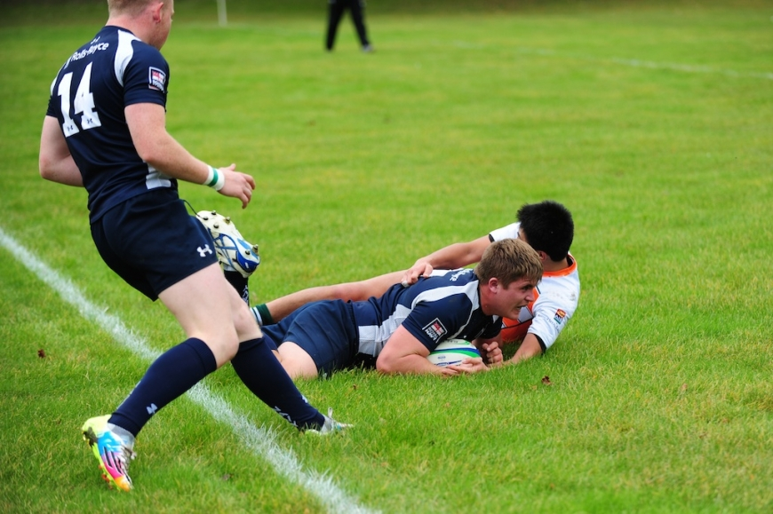 Royal Navy Under 23's take on Ealing Trailfinders - Match Report