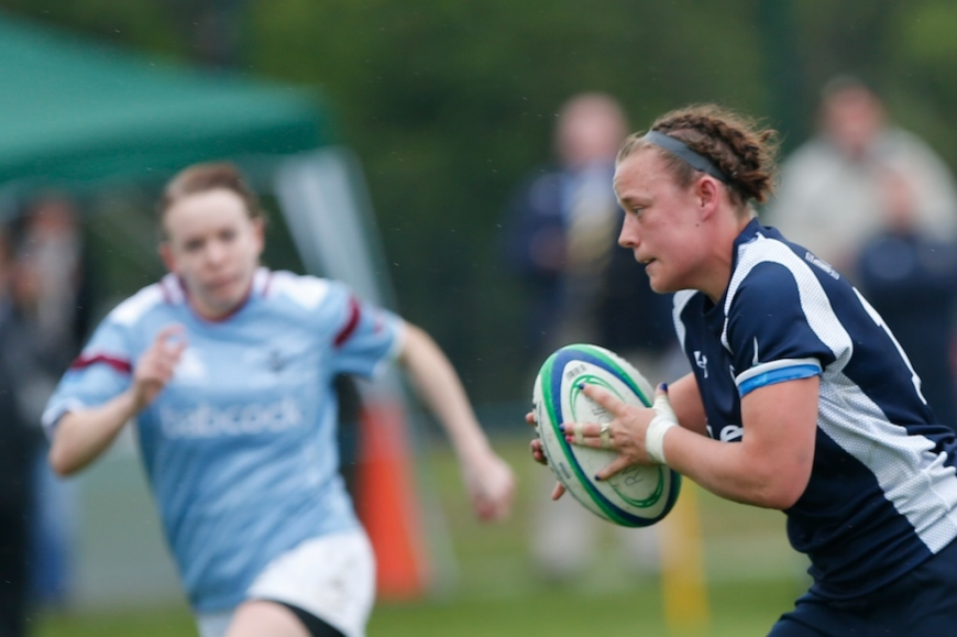 RN Women See Success At England Academy Trials