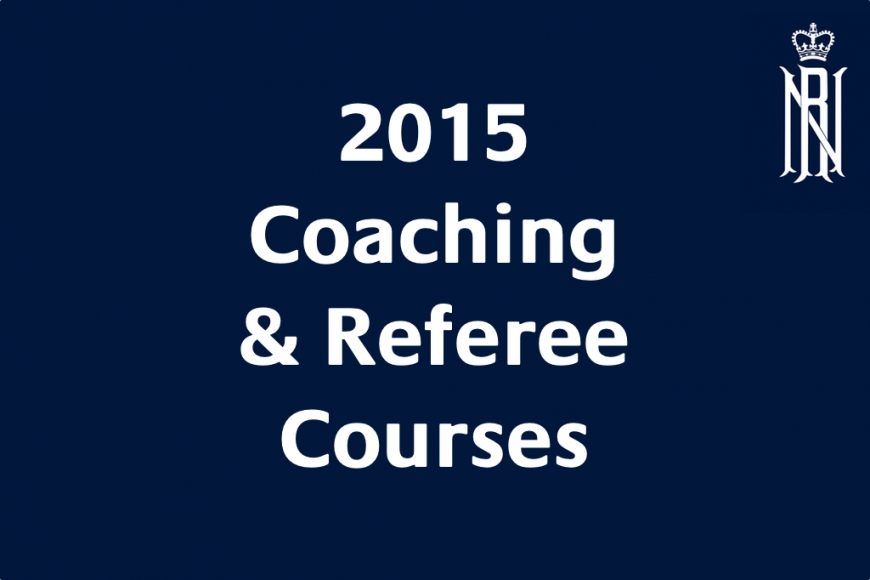 Coaching Courses 2015
